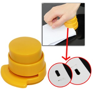 Environmental Protection Paperclip Stapless Stapler