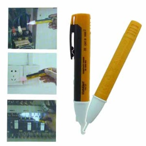 Pen Style Voltage Detector Reader,90-1000V LED Volt Detector
