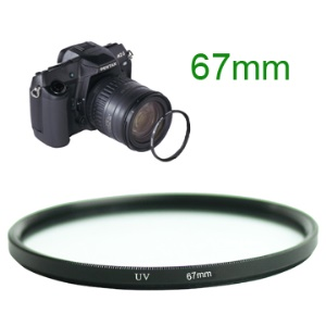 67mm UV Ultra Violet Lens Filter Lens Protector