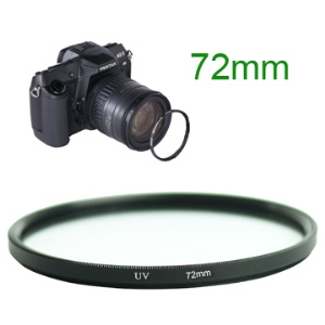 72mm UV Ultra Violet Lens Filter Lens Protector