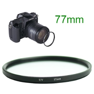 77mm UV Ultra Violet Lens Filter Lens Protector