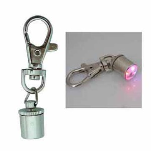 Dog Cat Pet Safety Flasher Blinker LED Light Tag Collar