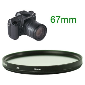 67mm CPL Circular Polarizer Lens Filter Lens Protector