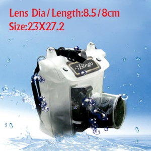 Perfect Waterproof Case Dry Bag for DSLR/SLR, Inner Size: 26.5cm*22cm