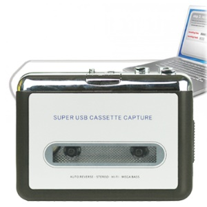 Super USB Cassette Capture