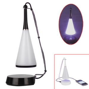 Modern Touch Sensor LED Table Lamp Light with Mini Speaker