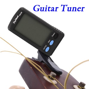 T85GB Clip-On Multi-functional Auto-LCD Guitar Bass Tuner