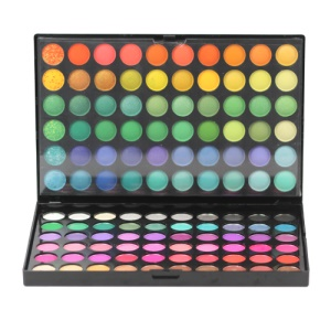 Various 120 Colors Eyeshadow Makeup Palette Cosmetic Set