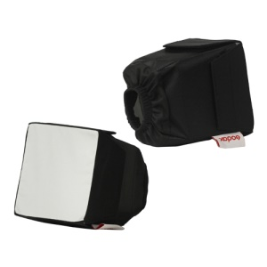 Godox 10x10cm Camera Universal Flash Diffuser Softbox for Canon Nikon Sony Pentax Olympus