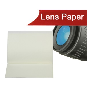 DSLR Camera Lens Tissue Paper Cleaning 40 Sheets each Booklet