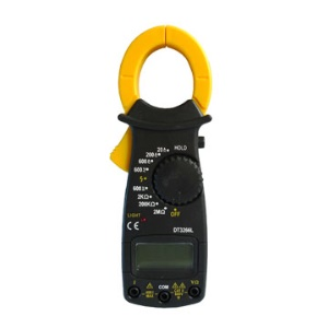 Thermocouple Clamp Ammeter Volt Amp Ohm Meter Tester