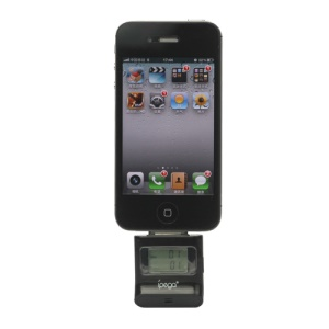 Alcohol Tester Analyzer Detector LCD Screen Breathalyzer for iPhone 4S 4 3GS iPad iPod