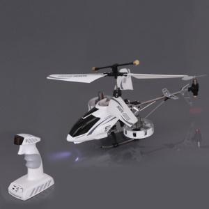 4-Channel Infrared Remote Controlled Helicopter Airplane 777-293