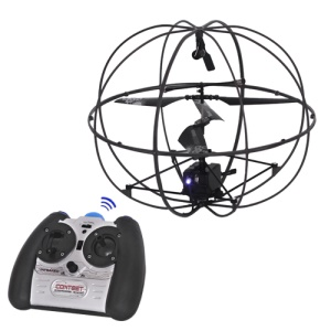 3 Channel Built-in Gyro Infrared Remote Control UFO
