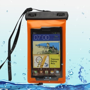 Waterproof Sports Armband Bag for Samsung Galaxy Note I9220 / Galaxy S 3 I9300 (Size:19x10cm) 320