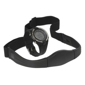Healthy Living Wireless Heart Rate Monitor Watch Chest Strap