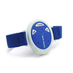 Unique Wrist Bio-sensor Anti Snoring Silent Sleep Snore Stopper