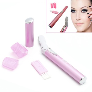 Cnaier Micro Touch Lady Electrical Hair Eyebrow Beauty Trimmer