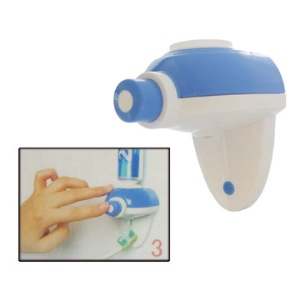 Hands Free One Touch Automatic Toothpaste Dispenser Squeezer