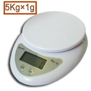 Portable Kitchen Digital Electronic Scale Balance