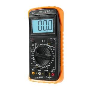 HONGDA DT-9205 LCD High-precision Digital Multimeter DCV ACV DCA ACA Frequency Measurement