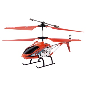 Red Model King 33011 3.5-Channel Alloy Infrared Remote Control Helicopter with GYRO