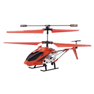 Red Model King 33008 3.5-Channel LED Light GYRO Infrared RC Helicopter