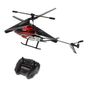F63018 3.5-Channel 2.4GHz Remote Control RC Helicopter with Gyroscope - Red