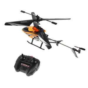 F63018 3.5-Channel 2.4GHz Remote Control RC Helicopter with Gyroscope - Blue
