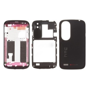 For HTC Desire V T328W Full Housing Faceplates OEM