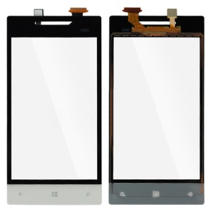 OEM Touch Screen Digitizer Replacement for HTC Windows Phone 8S - Black / White
