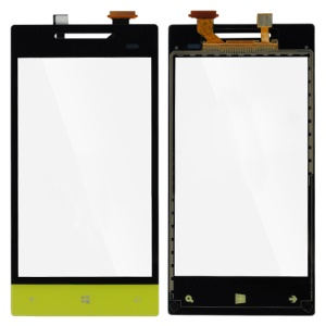 OEM Touch Screen Digitizer Replacement for HTC Windows Phone 8S - Black / Green