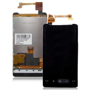Original Touch Screen and LCD Assembly Part for HTC HD Mini T5555