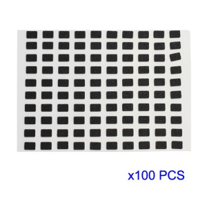 100pcs/Lot Shockproof Sponge Cushion Foam Pad for iPhone 4 Front Camera and Light Proximity Sensor Flex