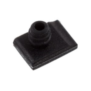 iPhone 4 4S Inner Mic Microphone Rubber Cover Replacement Part