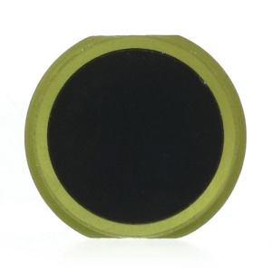 iPhone 5s Style Home Button Key Spare Part for iPhone 4 - Green / Black