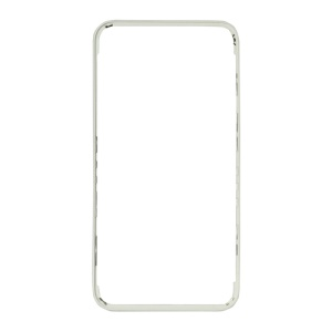 OEM Supporting Frame Bezel Replacement for iPhone 4 - White