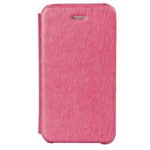 Rose KLD England Series for iPhone 4s 4 Leather Flip Case