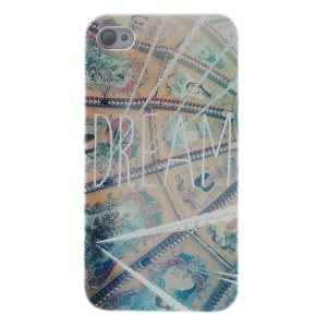 Dream Painting Hard Skin Case for iPhone 4s 4