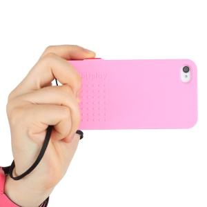 Bitplay SNAP! 5 Camera Case Hard Cover for iPhone 4s 4 - Pink