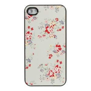 Beautiful Blossom Protective Plastic Back Case Cover for iPhone 4s 4