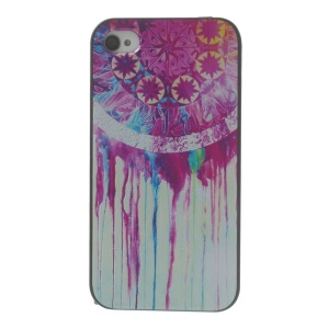 Dreamcatcher Painting Plastic Hard Back Case Cover for iPhone 4s 4