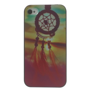 Dreamcatcher in the Sunset Plastic Hard Back Case Shell for iPhone 4s 4
