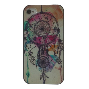 Dreamcatcher Aeolian Bells Plastic Hard Back Case Shell for iPhone 4s 4