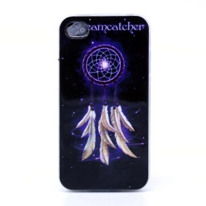 Flexible TPU Shell for iPhone 4s 4 - Sparkle Dream Catcher