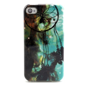 Dream Catcher TPU Shell for iPhone 4 4s