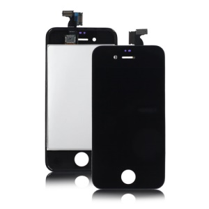 LG Brand LCD Screen and Touch Screen Replacement for iPhone 4S - Black