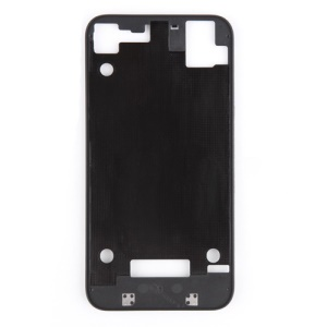 Black Back Housing Frame Bezel Replacement for iPhone 4S