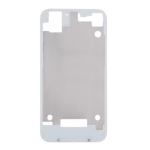White For iPhone 4S Rear Housing Inner Plate Repair Parts