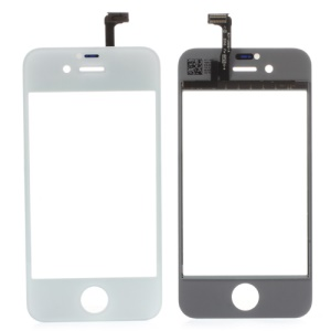 Touch Screen Digitizer Replacement Part for iPhone 4S - White